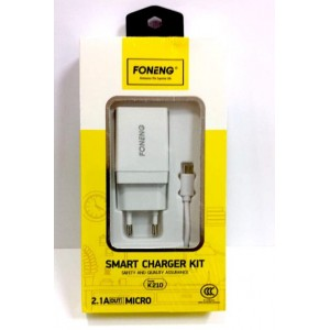 Chargeur Foneng 2.1A Micro USB