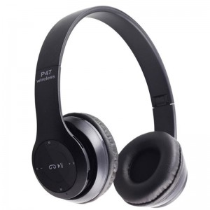 Casque-Micro Bluetooth p47...