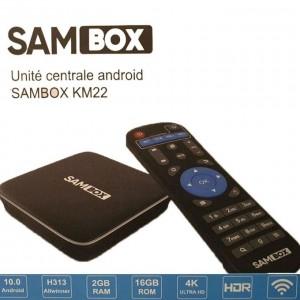 Récepteur Android SAM Box 22