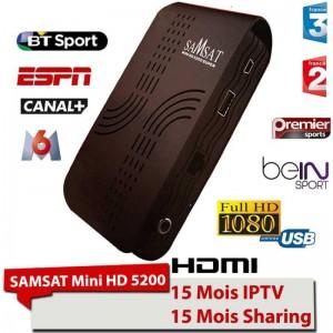 Récepteur Samsat 5200 Super