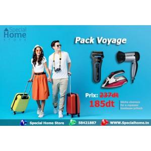 Pack voyage